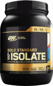 Optimum Nutrition : Gold Standard 100% Isolate