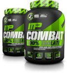 2 X 2LB MusclePharm Combat Protein Powder - <span> $29.99 <span>