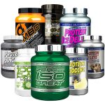 SCITEC - 4 Product Stack  - <Span> $19.99!</span> [$5 per Product]
