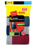 7/pk Hanes TAGLESS Boxer Brief   - <span>$15</span>