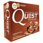 Quest Protein Bars (Box)- <span> $16.6 Shipped </span>