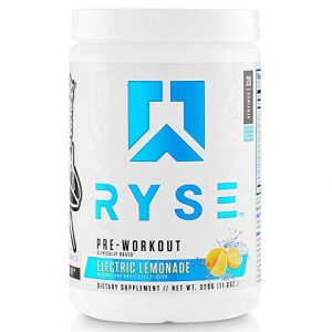 Ryse Up Supplements : Ryse Supplements Pre-Workout