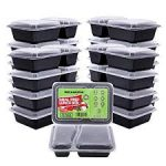 20PK Meal Prep Containers - <span>$7.99 Shipped</span>