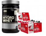 1.75LB ON HYDROWHEY  + Protein Cake Bites (box) -  <span> $19.99!!</span>