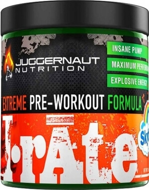 IrAte Pre Workout