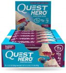 10/pk Quest Hero Bars  - <Span>$8.5EA</Span>