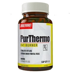 Juggernaut Nutrition PurThermo Fat Burner