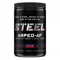 Steel Supplements AMPED AF
