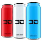 3d Energy Drink Coupon - <span>20% OFF</span>