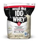 5LB Muscle Milk 100% Whey Protein Powder - <span>$33 Shipped</span>