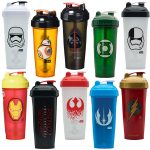 SuperHero Perfect Shakers - <Span>10 for $19.99 </span> $1.99 / Shaker
