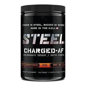Steel Supplements CHARGED AF Review