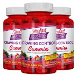 90 Serv Slimfast Booster Cravings Control Gummies - <span> $9.99</span) w/Coupon