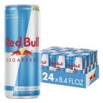 24/pk Red Bull Sugar Free - <span>$25 Shipped</span>