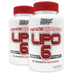 Nutrex Lipo6 Maximum Strength - <Span> $4.99 </span>