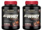 5LB AllMax AllWhey Gold– <span> $29.99EA </span> w/Coupon