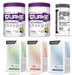 Cellucor & Scivation Supplement Stack (6 full products) - <span> $8 </span>