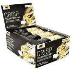 MusclePharm Crisp Protein Bars (Box of 12)  - <span> $13.99 Shipped</span>