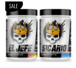 ASC Supplements - EL -JEFE & SICARIO <span>ONE DAY - 33% OFF</SPAN> Best Price to Date!