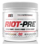 NutritionBizz Riot-Pre -  <span>$11.5EA</span> w/Coupon