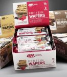 Optimum Nutrition Protein Wafers - <span>12.5/Case </span> (4 boxes for $50 Shipped!)