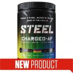 Steel Supplements Charged-AF -  <span> $27.99 Shipped</span>