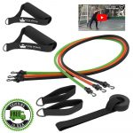 King Athletic Resistance Bands - <span> $14.97 Shipped</span>