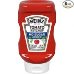Heinz Ketchup No Added Sugar - <span>6 for $14 </span>