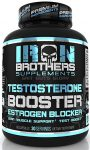 Iron Brothers Boost Testosterone  - <span> $23.97 Shipped</span>
