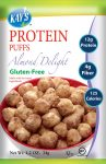 6/pk Kay's Naturals Protein Puffs -  <span> $6.70 Shipped </span> w/Coupon