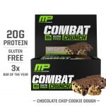 12/pk MusclePharm Combat Crunch Protein Bar - <span> $15 Shipped</span>