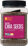 BetterBody Foods Organic Chia Seeds (2 lbs.) -  <span> $6.89 Shipped</span>