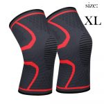 711-TEK Compression Knee Sleeves -  <span> $5.99 Shipped</span>