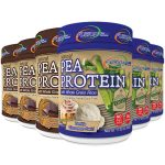 6lb Fusion Diet Systems Natural Pea Protein - <Span> $19.99</span> w/Supplement Hunt Coupon