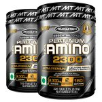 MuscleTech Platinum Amino 2300 - <span> $6.5ea</span> w/Coupon