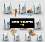 5 bags of MYPROTEIN IMPACT WHEY - <Span>$26.95 Shipped!</Span> (mix 5 Different Flavors!)