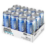 16/pk Optimum Nutrition Amino Energy Sparkling Rtd  – <span> $15.99 </span> W/Coupon