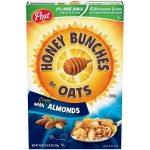 Post Honey Bunches of Oats with Crispy Almonds Cereal -  <span> $2.4 Shipped</span> w/Coupon