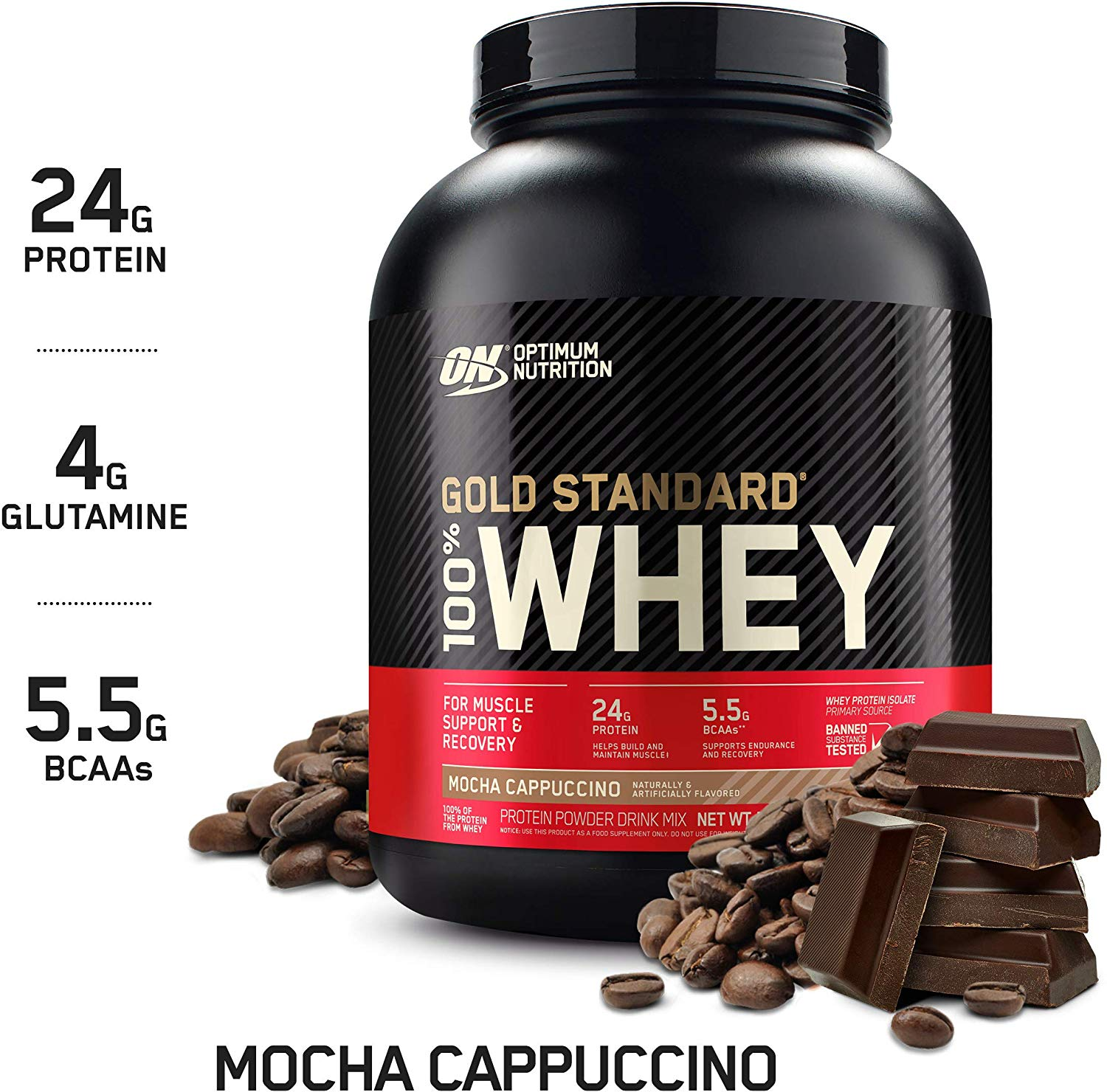 7LB (100s) ON Gold Standard Whey – <span>$56 </span>
