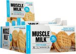 12/pk Muscle Milk Protein Bar - <Span>$20 Shipped </span>