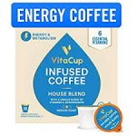 44% on VitaCup Superfood Coffee - <span> Start at $3 Shipped </span>