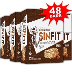 Sinister Labs Sin Fit Bars