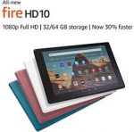 Fire HD 10 Tablet -  <span> $79.99 Shipped </span>