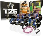 Beachbody Focus T25 Shaun T's DVD Workout - <span> $72.80 Shipped</span>