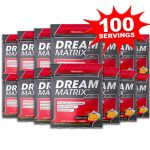 100 Serv FM NUTRITION Dream Matrix  - <span> $34.99</span>