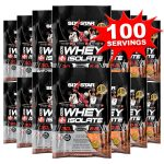 100pk SIX STAR 100% Whey +Isolate - <span> $49.99</span>