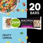 20/pk Zone Perfect Macros Protein Bars - <SPAN>$26.99 Shipped</SPAN>