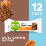 12/pk ZonePerfect Protein Bars -  <span> $10.99 Shipped</span>