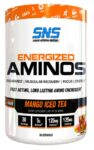 SNS Energized Aminos – <span> $15.99</span> w/Coupon