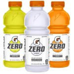 12/pk Gatorade Zero Sugar Variety Pack - <span> $9.9 Shipped </span>